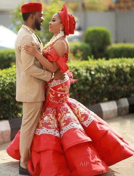 linda ejiofor wedding pics2