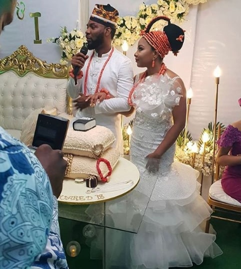 linda ejiofor wedding
