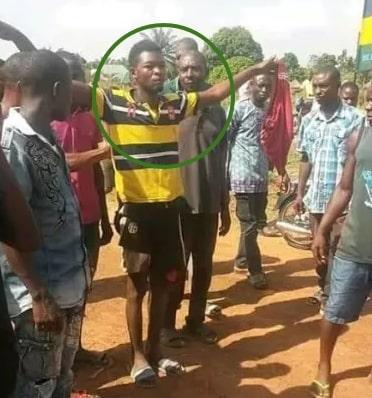 man sacrifices daughter idol benue state