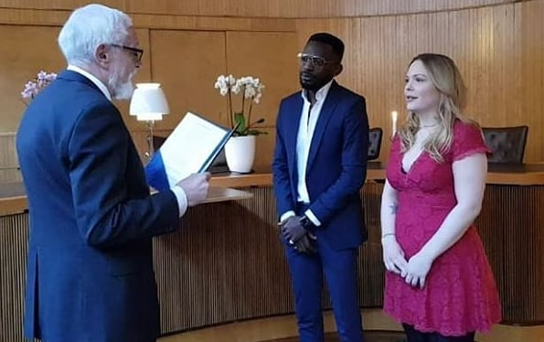 may d marries white woman