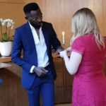 may d marries white girlfriend