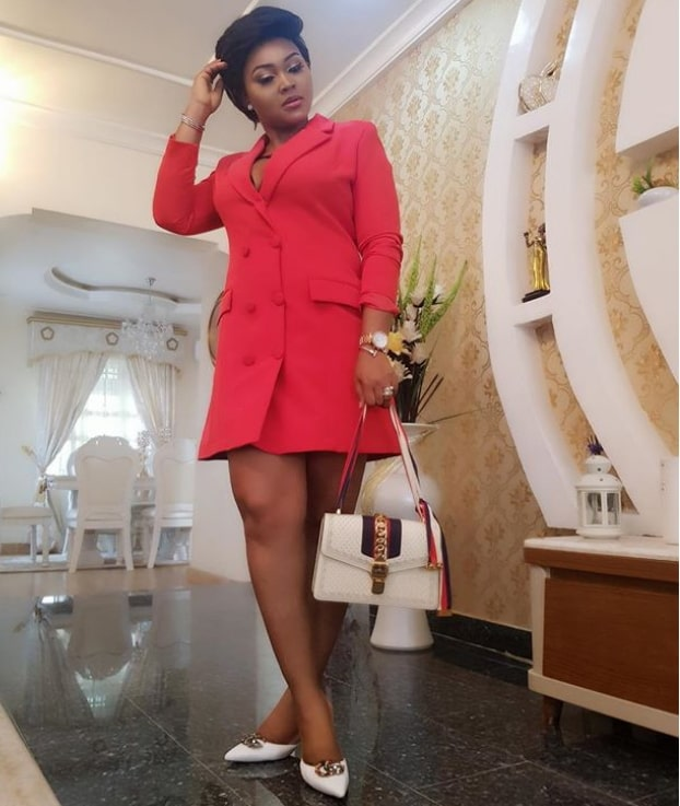 mercy aigbe home photos