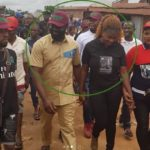 mercy johnson husband political campaign
