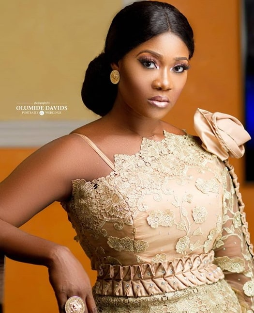 mercy johnson quits acting modeling