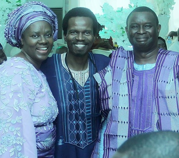 mike bamiloye son wedding
