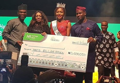 miss nigeria 2018 chidinma aaron