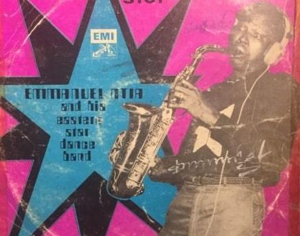 nigeria oldest musician saxophonist dies