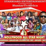 nigerian canadian celebrities entertainment award