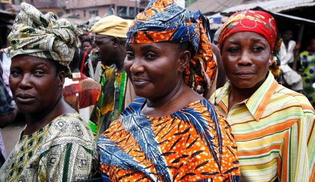 nigerian women obese hypertensive