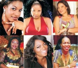 nollywood millionaire divorcees