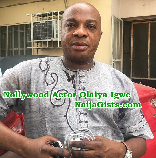 olaiya igwe tribal marks stopped him become footballer