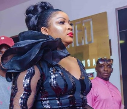 omotola jalade charmed man beauty