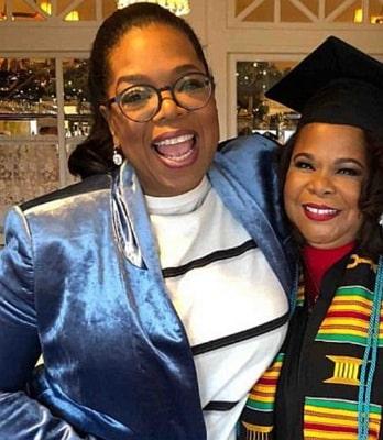 oprah winfrey surviving sibling