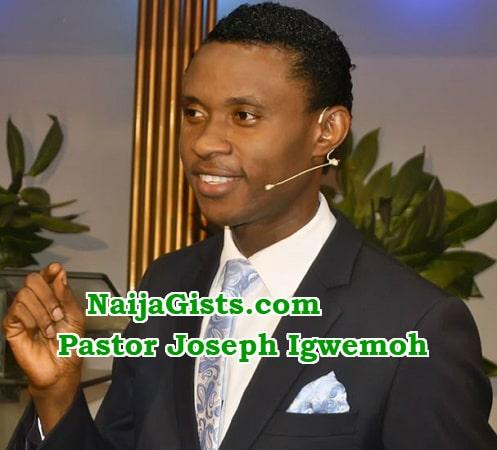 pastor joseph igwemoh