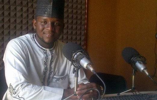 radio presenter sacked supporting buhari