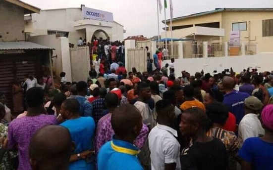 robbery access bank ijero ekiti