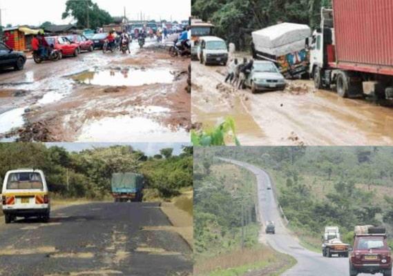 sorry state nigerian roads