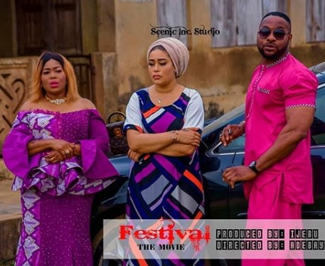 the festival nollywood movie