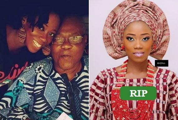 tosyn bucknor father dead