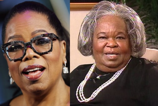what killed oprah winfrey mother