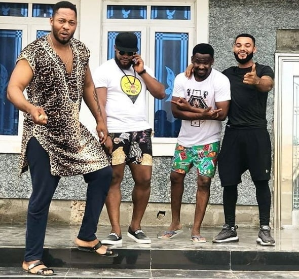 zubby michael moves into mansion house photos