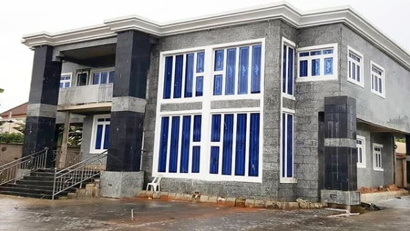 zubby michael new house