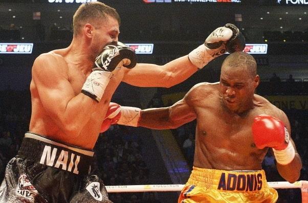 Adonis Stevenson concussion