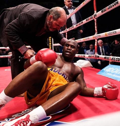 Adonis Stevenson loses title