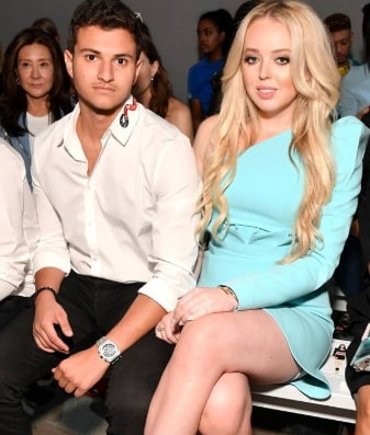 Tiffany Trump nigerian boyfriend