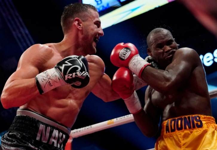 canadian boxer adonis in critical condition