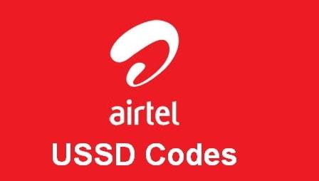 airtel nigeria ussd codes list 2019
