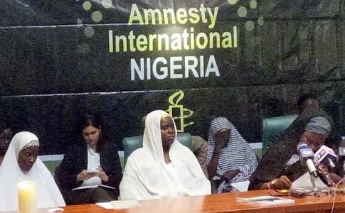 amnesty international working pdp
