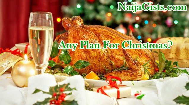 any plan christmas