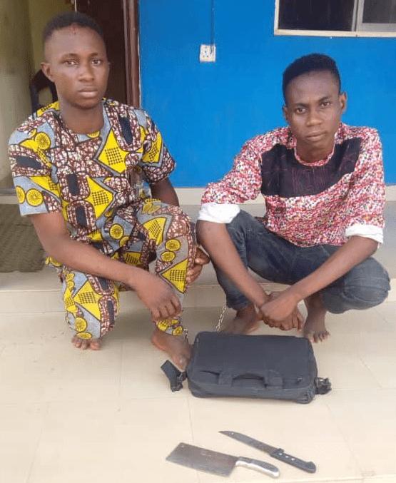 armed robbers arrested ota ogun state