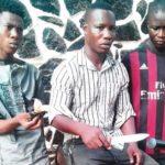 armed robbers blow pepper eyes victims ogun state
