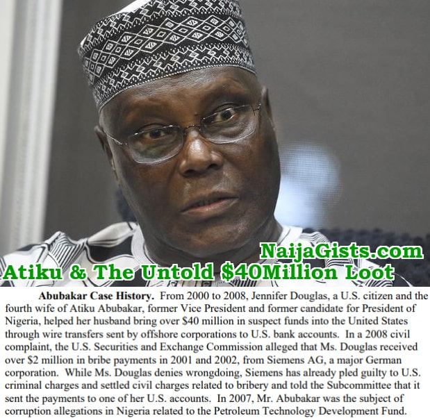 atiku $40million loot united states
