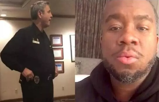 black man kicked out hotel portland