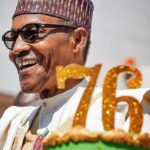 Buhari Not Cloned!! PMB Marks 76th Birthday In Good Health(Photos)