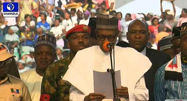 buhari campaign uyo akwa ibom