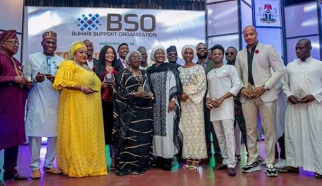 buhari nollywood