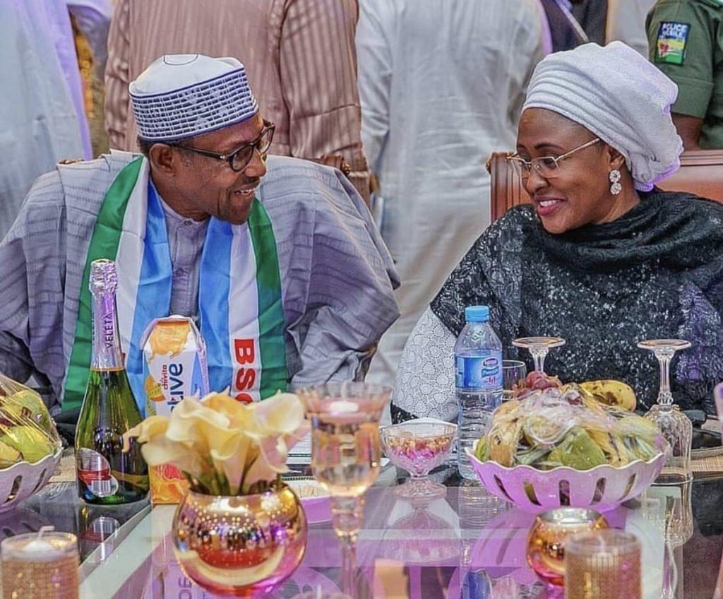 buhari recent photos