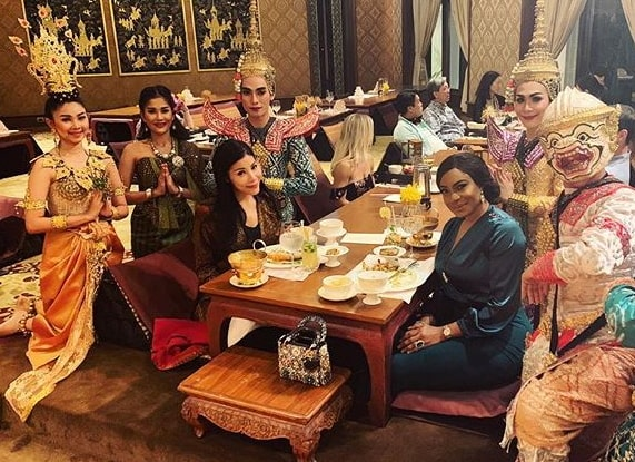 chika ike bangkok thailand