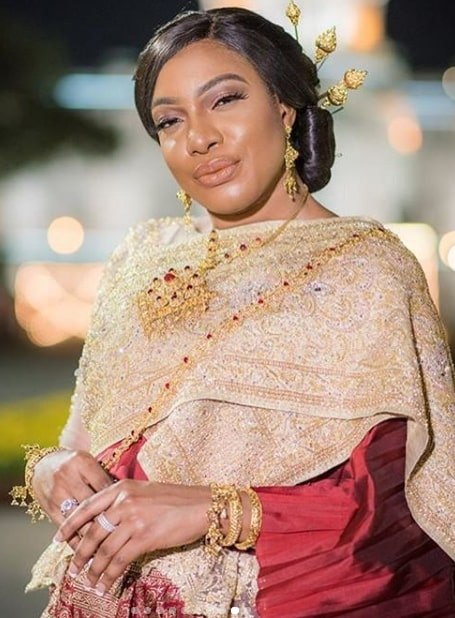 chika ike weds thailand