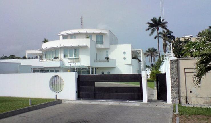dangote house abuja
