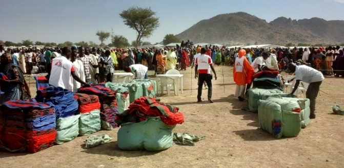 displaced nigerians return home christmas