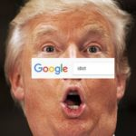 donald trump idiots keywords google