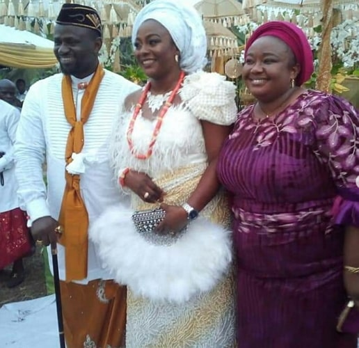 emem morgan wedding photos
