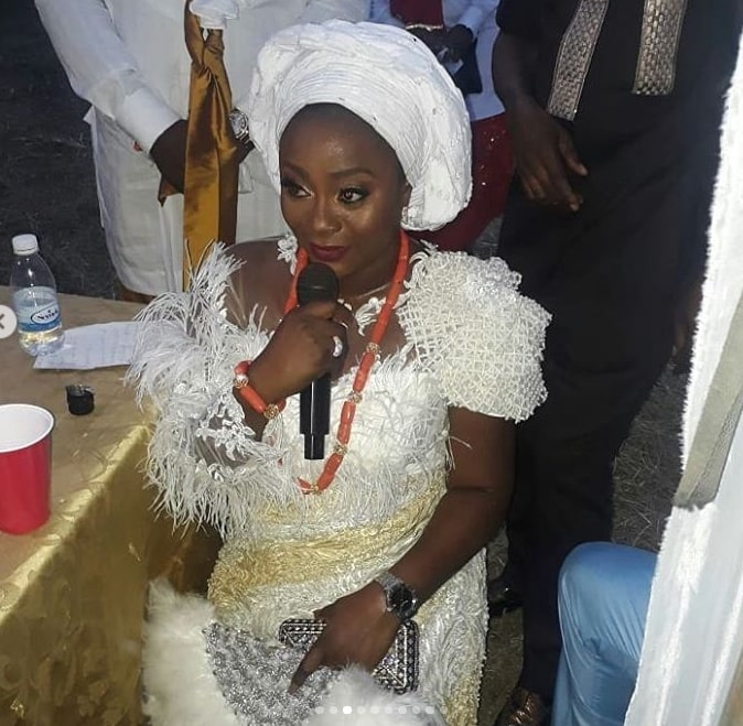 emem morgan wedding