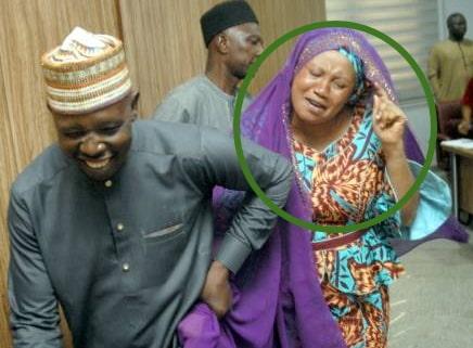 fraudster impersonates aisha buhari