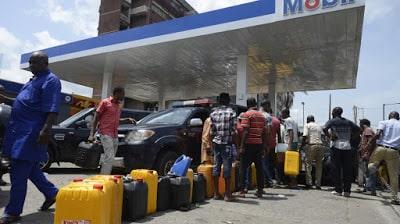 fuel scarcity december 2018